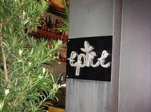 Epice é considerado entre os 50 melhores restaurantes da América Latina, que fica no Jardins em SP e está sob o comando do chef Alberto Landgraf.