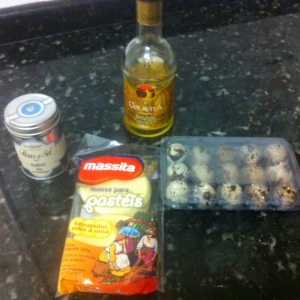 ingredientes ovinho
